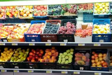 Estanterías para tiendas estanterías de ocasión fruteria