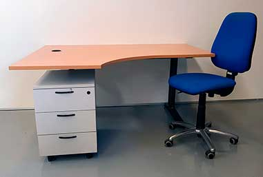 Muebles de oficina de segunda mano - Estanterías de Ocasión