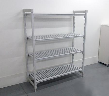 estantería cámara frigorífica