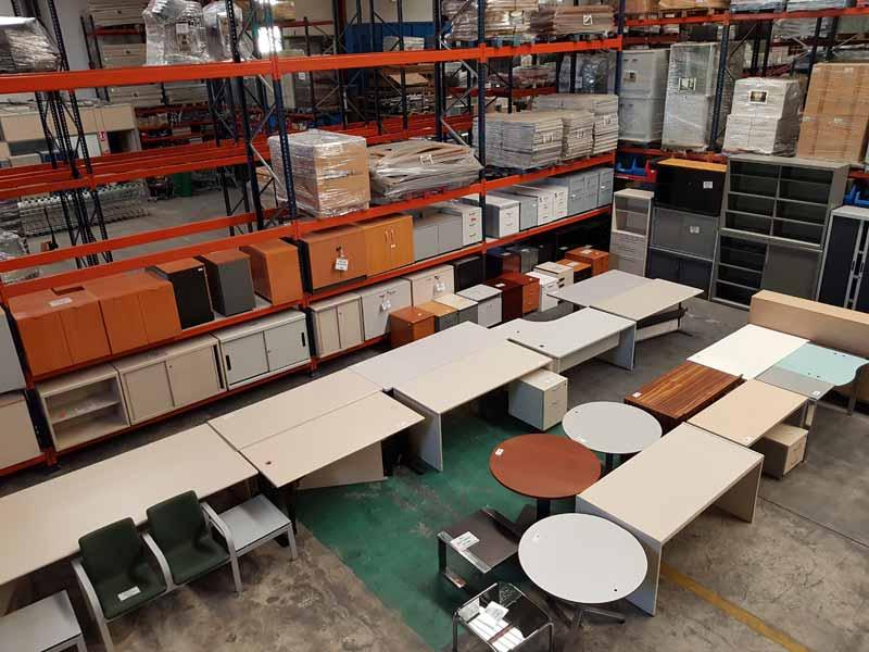 Mobiliario de oficina de segunda mano en murcia for Compra mobiliario oficina segunda mano