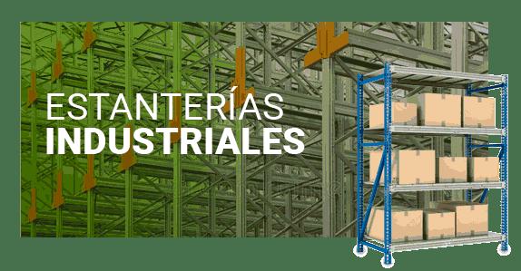 estanterias industriales de ocasion