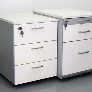 Cajoneras mobiliario de oficina